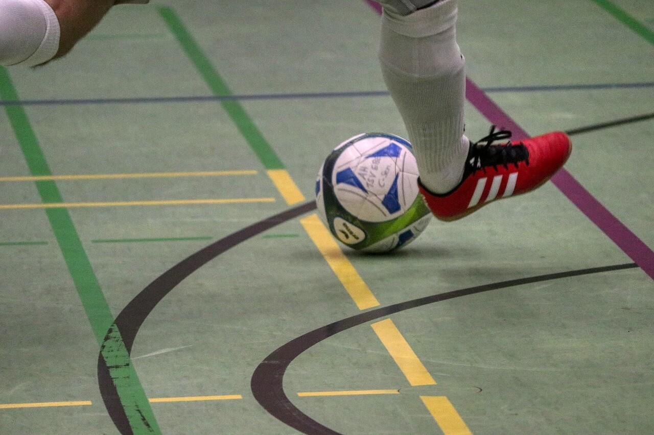Indoor Soccer Football Shoe Shot  - planet_fox / Pixabay